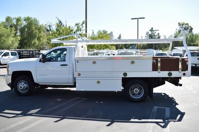 2018 Silverado 3500 Regular Cab DRW 4x2,  Royal Contractor Body #M18330 - photo 5