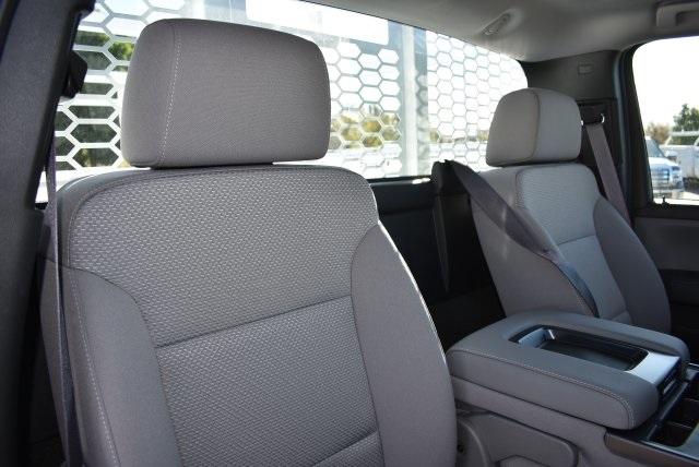 2018 Silverado 3500 Regular Cab DRW 4x2,  Royal Contractor Body #M18330 - photo 14