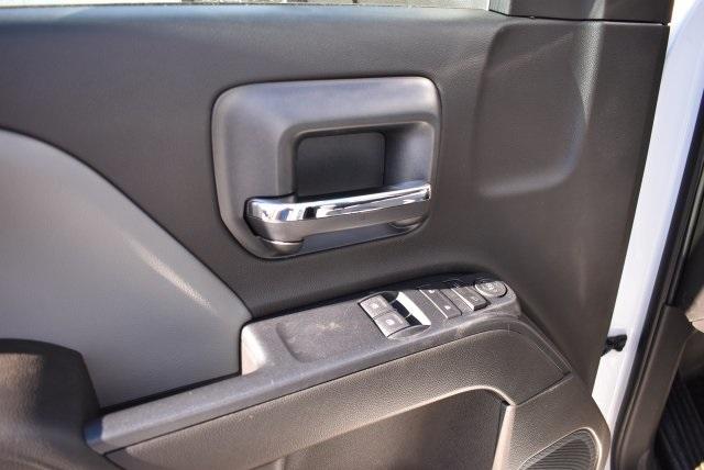 2018 Silverado 3500 Regular Cab DRW 4x2,  Royal Contractor Body #M18330 - photo 16