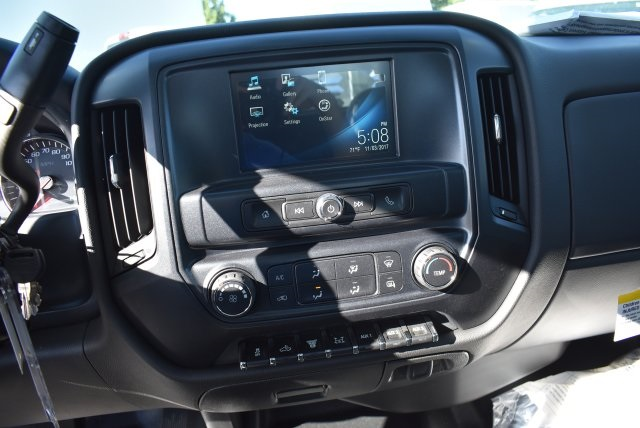 2018 Silverado 3500 Regular Cab DRW 4x2,  Royal Contractor Body #M18330 - photo 17