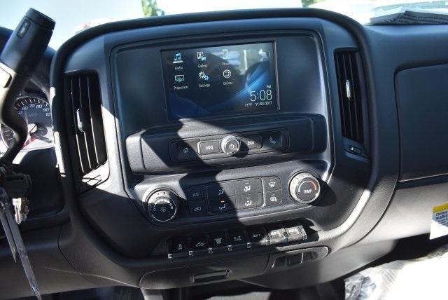 2018 Silverado 3500 Regular Cab DRW 4x2,  Knapheide Contractor Body #M18330 - photo 20