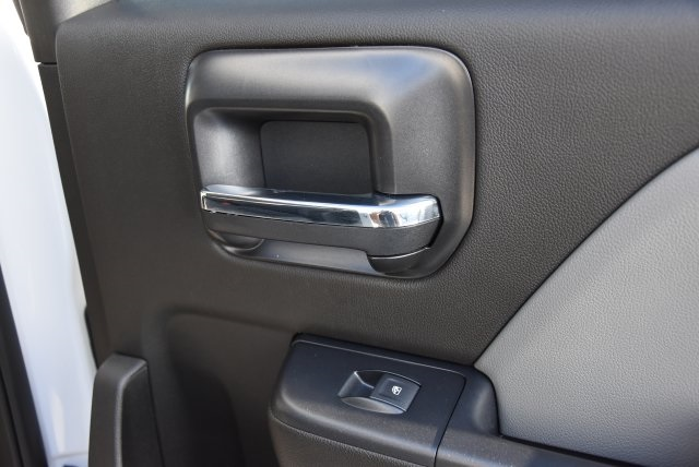 2018 Silverado 3500 Crew Cab DRW 4x2,  Martin's Quality Truck Body Flat/Stake Bed #M18356 - photo 12