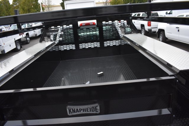 2018 Silverado 3500 Regular Cab DRW 4x2,  Knapheide Contractor Body #M18382 - photo 11