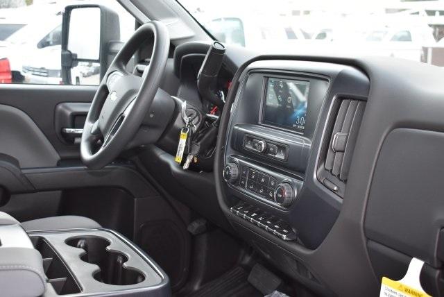 2018 Silverado 3500 Regular Cab DRW 4x2,  Knapheide Contractor Body #M18382 - photo 12