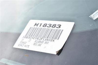 2018 Silverado 3500 Regular Cab DRW 4x2,  Knapheide Contractor Body #M18383 - photo 5