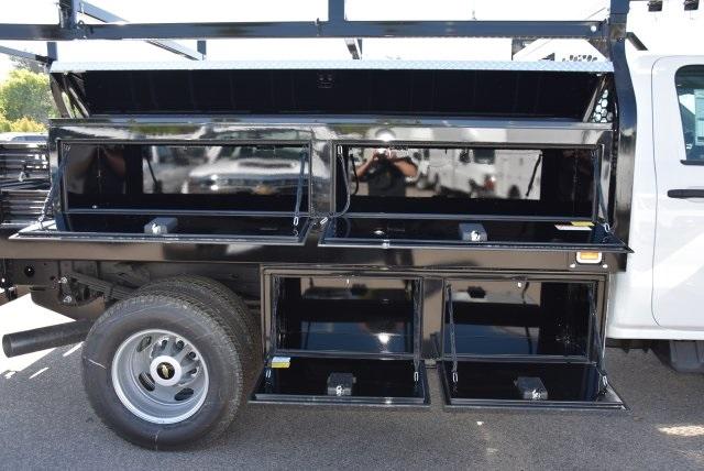 2018 Silverado 3500 Regular Cab DRW 4x2,  Knapheide Contractor Body #M18393 - photo 9