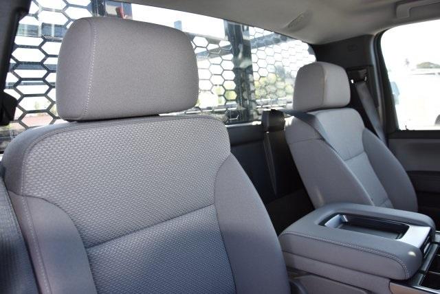 2018 Silverado 3500 Regular Cab DRW 4x2,  Knapheide Contractor Body #M18393 - photo 16