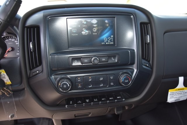 2018 Silverado 3500 Regular Cab DRW 4x2,  Knapheide Contractor Body #M18393 - photo 20