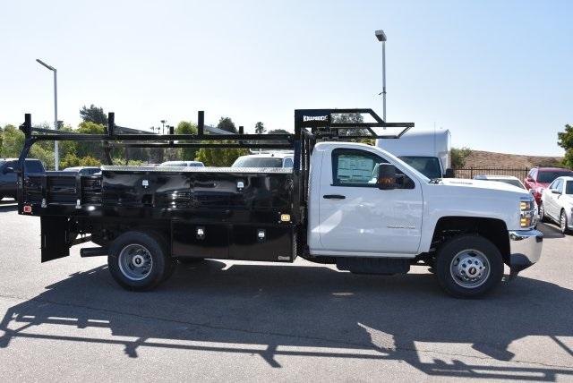 2018 Silverado 3500 Regular Cab DRW 4x2,  Knapheide Contractor Body #M18393 - photo 8