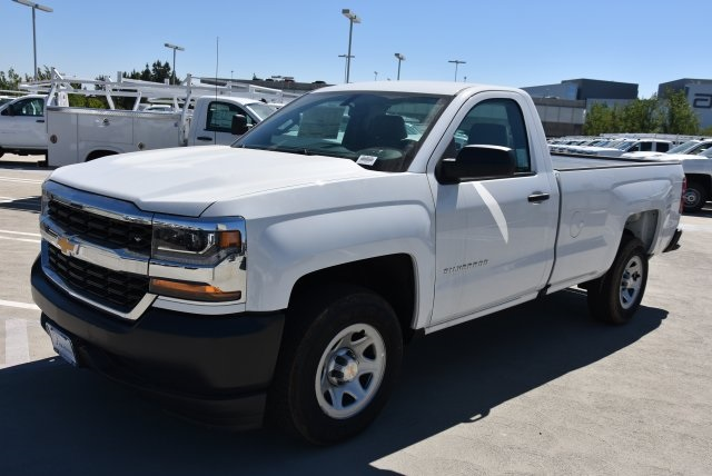 2018 Silverado 1500 Regular Cab,  Pickup #M18416 - photo 4