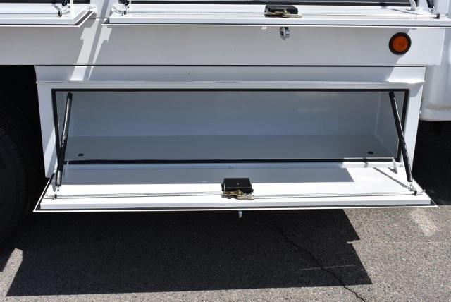 2018 Silverado 3500 Regular Cab DRW 4x2,  Royal Contractor Body #M18428 - photo 10
