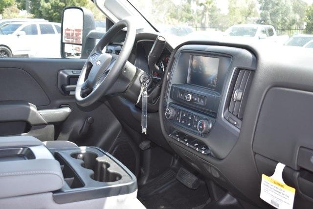 2018 Silverado 3500 Regular Cab DRW 4x2,  Royal Contractor Body #M18428 - photo 14