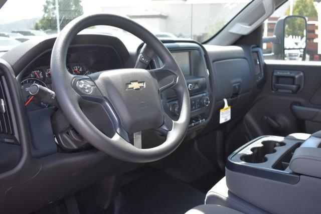 2018 Silverado 3500 Regular Cab DRW 4x2,  Royal Contractor Body #M18428 - photo 17