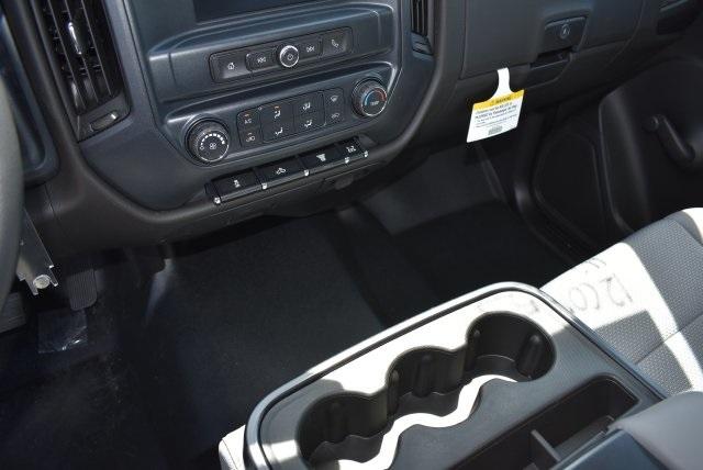 2018 Silverado 3500 Regular Cab DRW 4x2,  Royal Contractor Body #M18428 - photo 21