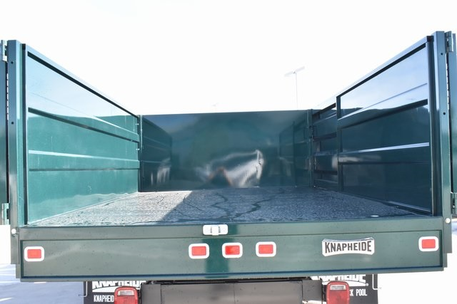 2018 Silverado 3500 Regular Cab DRW 4x2,  Knapheide Landscape Dump #M18455 - photo 12