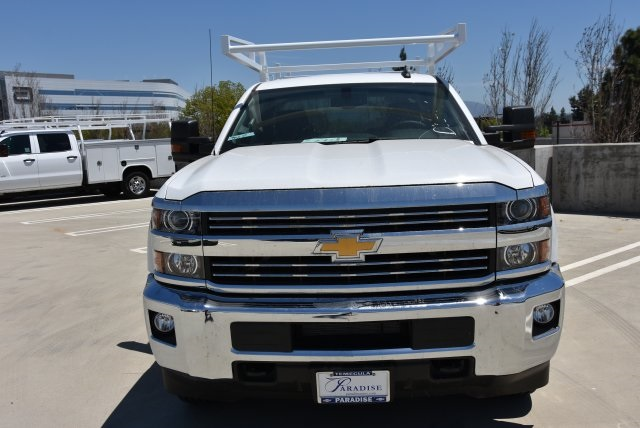 2018 Silverado 2500 Double Cab 4x2,  Harbor Utility #M18469 - photo 4