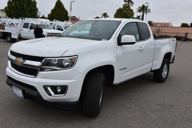 2018 Colorado Extended Cab 4x4,  Pickup #M18472 - photo 5