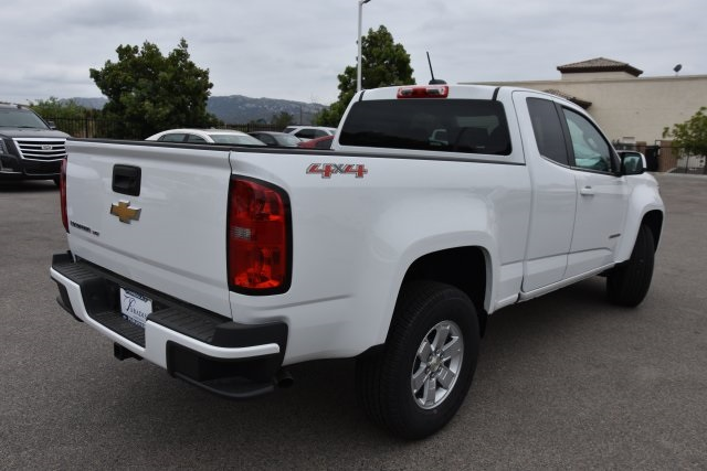 2018 Colorado Extended Cab 4x4,  Pickup #M18472 - photo 2