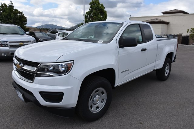 2018 Colorado Extended Cab,  Pickup #M18473 - photo 5