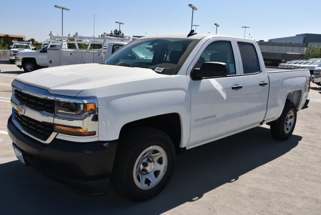 2018 Silverado 1500 Double Cab 4x2,  Pickup #M18518 - photo 5