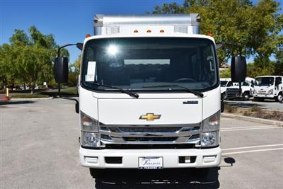 2018 LCF 4500 Crew Cab 4x2,  Morgan Dry Freight #M18529 - photo 3