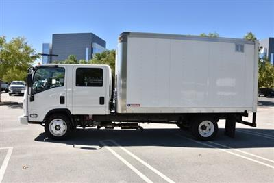 2018 LCF 4500 Crew Cab 4x2,  Morgan Dry Freight #M18529 - photo 5