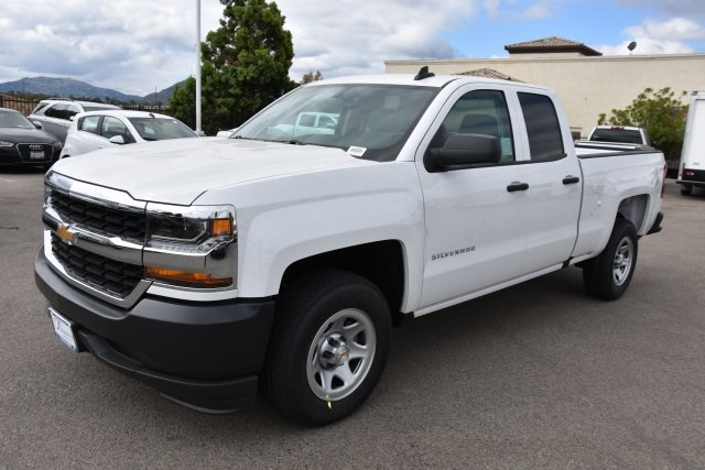 2018 Silverado 1500 Double Cab 4x2,  Pickup #M18563 - photo 5