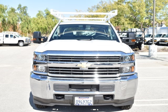 2018 Silverado 2500 Double Cab 4x2,  Harbor Utility #M18589 - photo 4