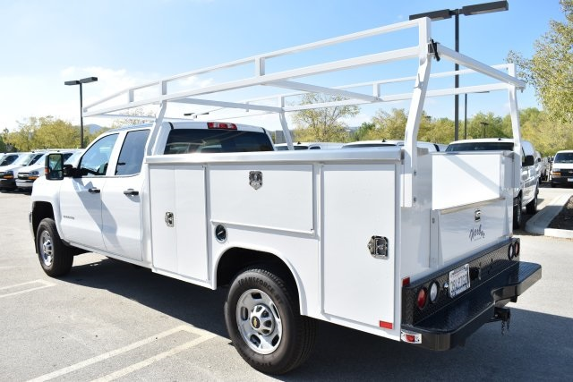 2018 Silverado 2500 Double Cab 4x2,  Harbor Utility #M18589 - photo 7