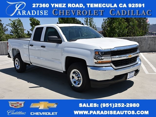 2018 Silverado 1500 Double Cab 4x2,  Pickup #M18628 - photo 1