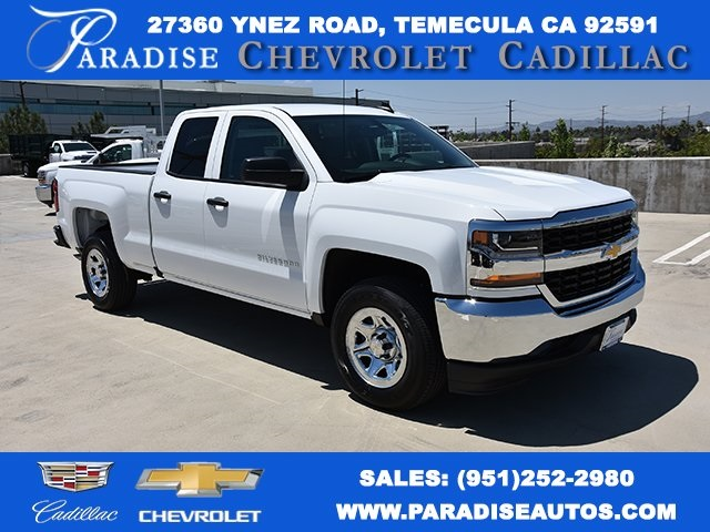2018 Silverado 1500 Double Cab 4x2,  Pickup #M18632 - photo 1