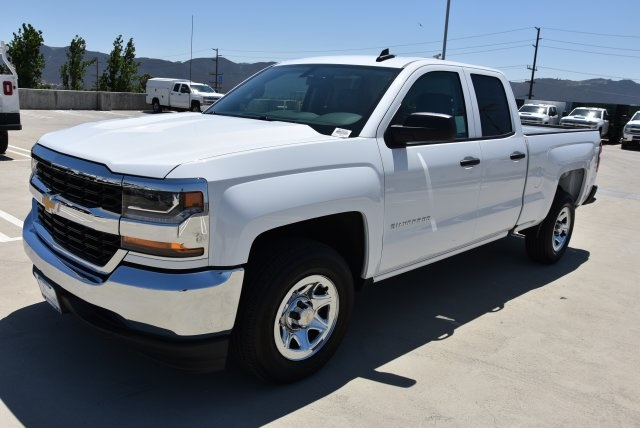 2018 Silverado 1500 Double Cab 4x2,  Pickup #M18632 - photo 5