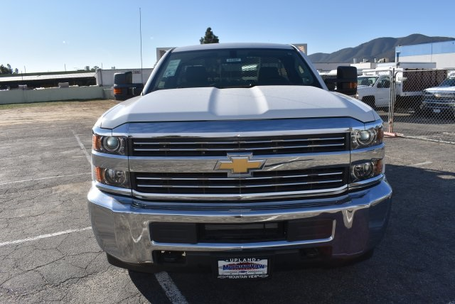 2018 Silverado 2500 Regular Cab 4x2,  Default Industrial Truck Beds Flat/Stake Bed #M18641 - photo 4