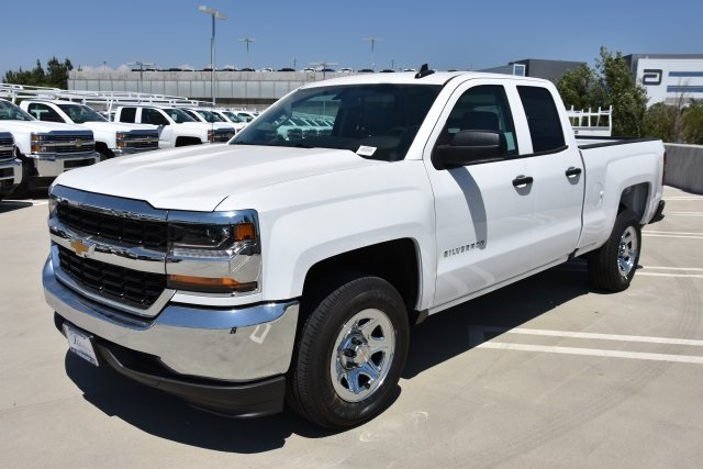 2018 Silverado 1500 Double Cab 4x2,  Pickup #M18673 - photo 5