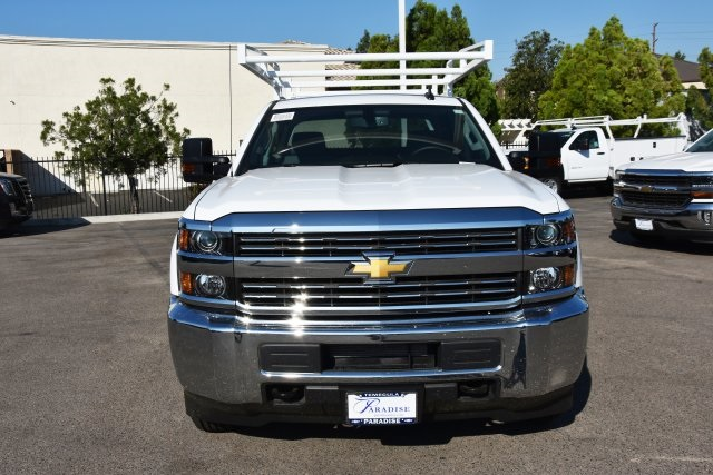 2018 Silverado 2500 Crew Cab 4x2,  Harbor Utility #M18679 - photo 4