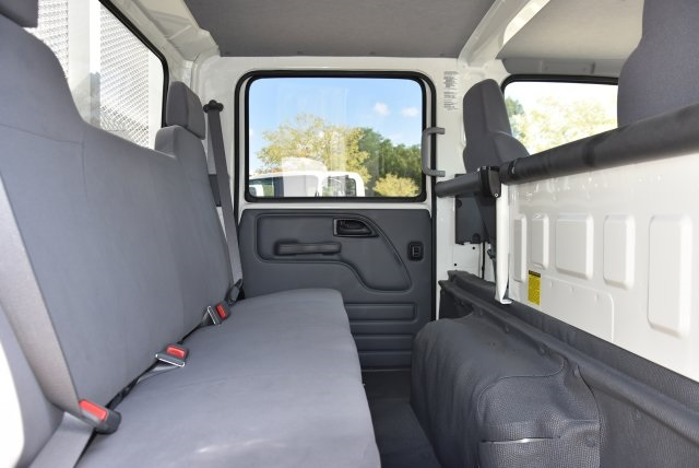 2018 LCF 4500 Crew Cab 4x2,  Martin's Quality Truck Body Dovetail Landscape #M18716 - photo 19