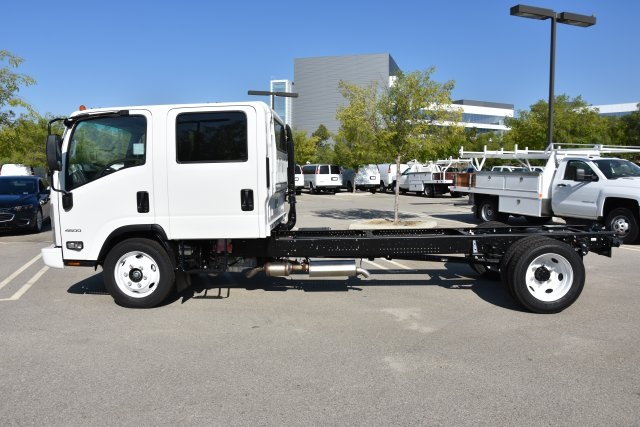 2018 LCF 4500 Crew Cab 4x2,  Cab Chassis #M18717 - photo 6