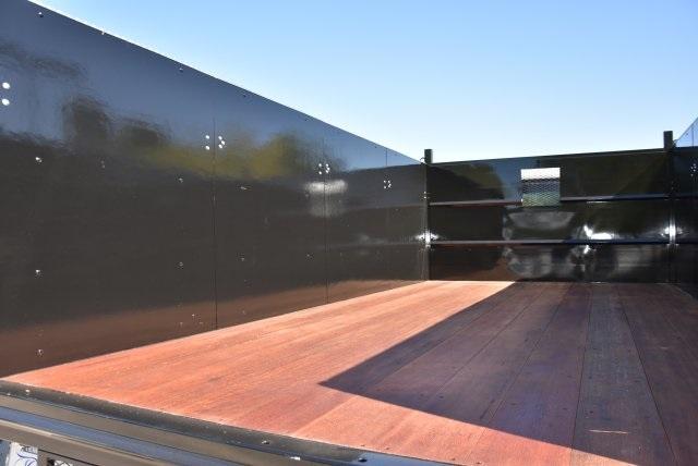 2018 LCF 4500 Crew Cab 4x2,  Martin's Quality Truck Body Landscape Dump #M18718 - photo 12