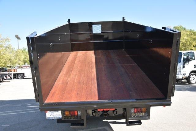 2018 LCF 4500 Crew Cab 4x2,  Martin's Quality Truck Body Landscape Dump #M18718 - photo 15