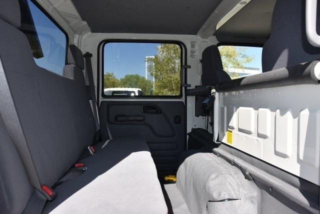 2018 LCF 4500 Crew Cab 4x2,  Martin's Quality Truck Body Landscape Dump #M18718 - photo 21