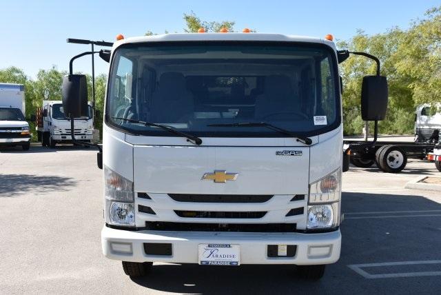 2018 LCF 4500 Crew Cab 4x2,  Martin's Quality Truck Body Landscape Dump #M18718 - photo 4