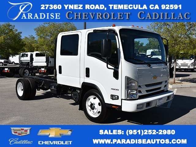 2018 LCF 4500 Crew Cab 4x2,  Cab Chassis #M18719 - photo 1
