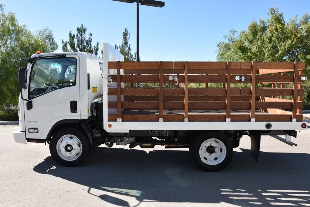 2018 LCF 4500 Regular Cab,  Abacor Inc Flat/Stake Bed #M18720 - photo 6