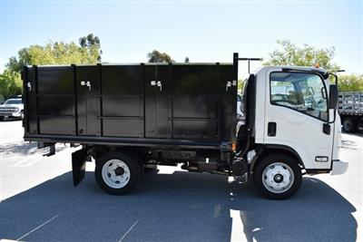 2018 LCF 4500 Regular Cab 4x2,  Martin's Quality Truck Body Landscape Dump #M18721 - photo 9