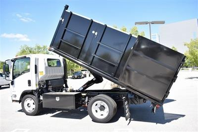 2018 LCF 4500 Regular Cab 4x2,  Martin's Quality Truck Body Landscape Dump #M18721 - photo 13