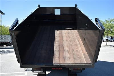 2018 LCF 4500 Regular Cab 4x2,  Martin's Quality Truck Body Landscape Dump #M18721 - photo 15