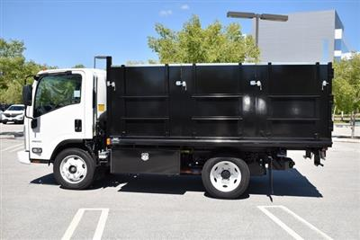 2018 LCF 4500 Regular Cab 4x2,  Martin's Quality Truck Body Landscape Dump #M18721 - photo 7