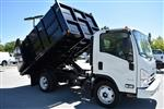 2018 LCF 4500 Regular Cab 4x2,  Martin's Quality Truck Body Landscape Dump #M18721 - photo 17