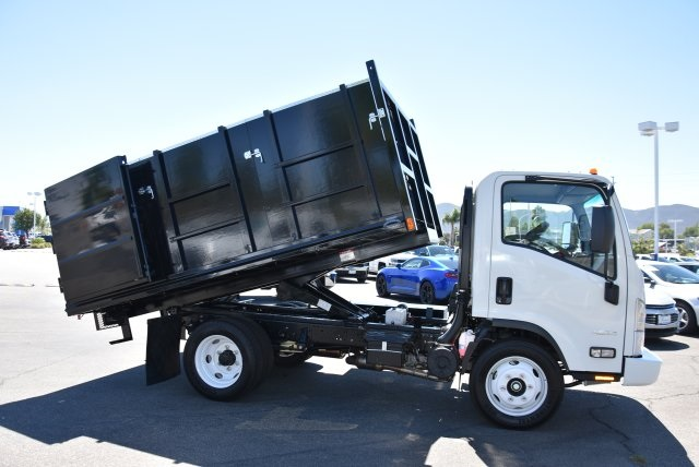 2018 LCF 4500 Regular Cab 4x2,  Martin's Quality Truck Body Landscape Dump #M18722 - photo 17