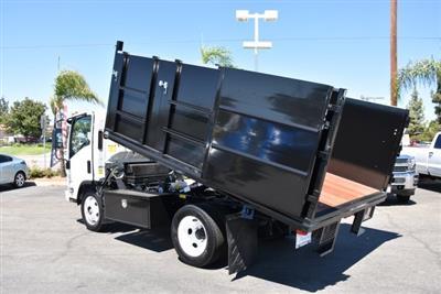 2018 LCF 4500 Regular Cab 4x2,  Martin's Quality Truck Body Landscape Dump #M18722 - photo 14
